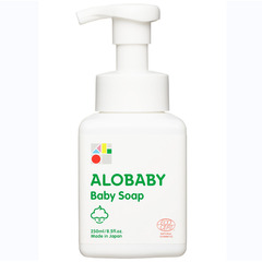 ALOBABY ベビー全身泡ソープ
