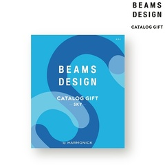 【送料無料】BEAMS DESIGN CATALOG GIFT スカイ
