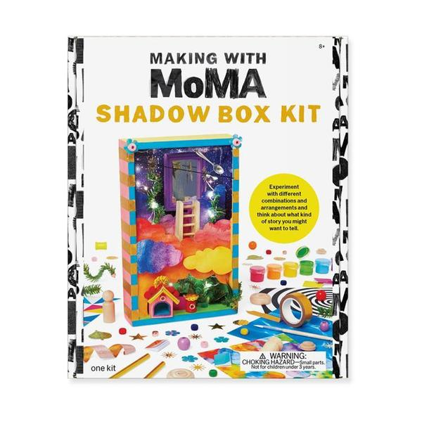 Making with MoMA シャドウ ボックス キット