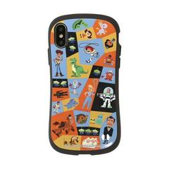 TOY STORY GOODS COLLECTION iPhoneXS/X専用 iFace First Class トイ・ストーリー4 総柄