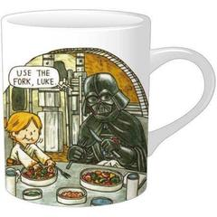 マグ 食事 STAR WARS Jeffrey Brown