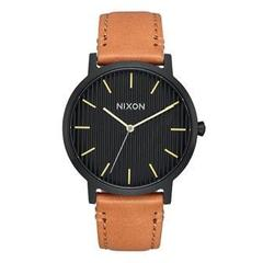 NIXON(ニクソン) NIXON(ニクソン) PORTER LEATHER A10582664 ユニセックス腕時計