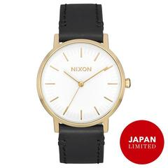 NIXON(ニクソン) PORTER35 LEATHER A11992523 レディース腕時計