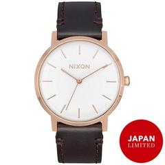 NIXON(ニクソン) PORTER35 LEATHER A11992524 レディース腕時計